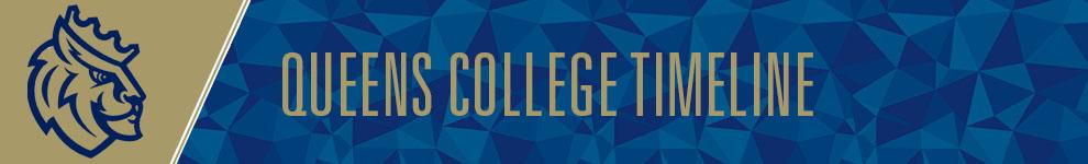 Queens College Timeline